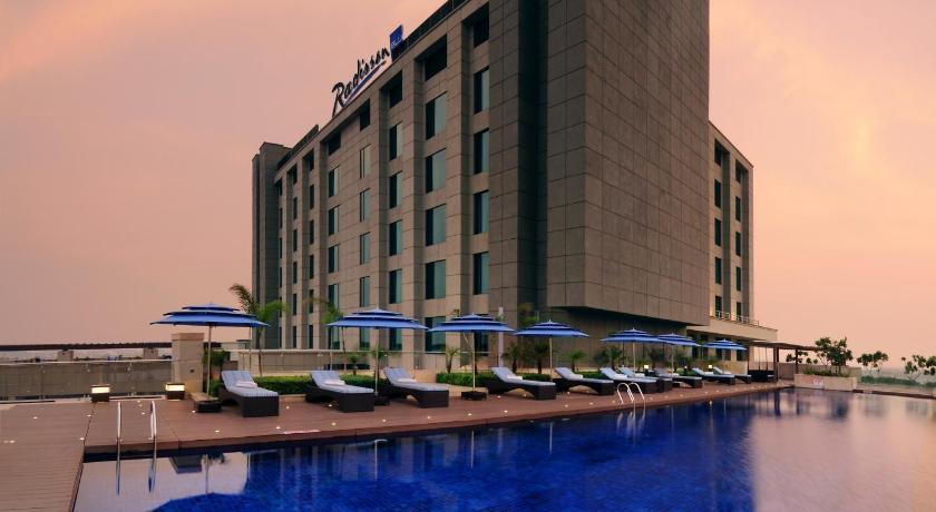 Best time to travel India Radisson Blu Hotel New Delhi Paschim Vihar