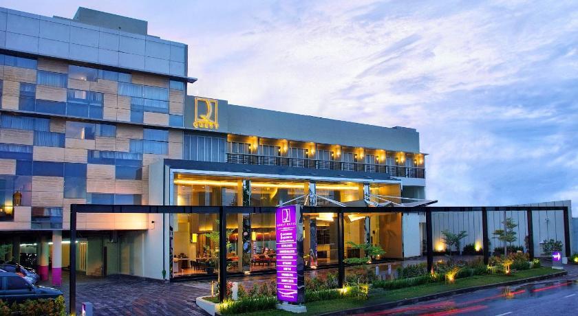 Quest hotel semarang prix photos commentaires adresse. indonésie