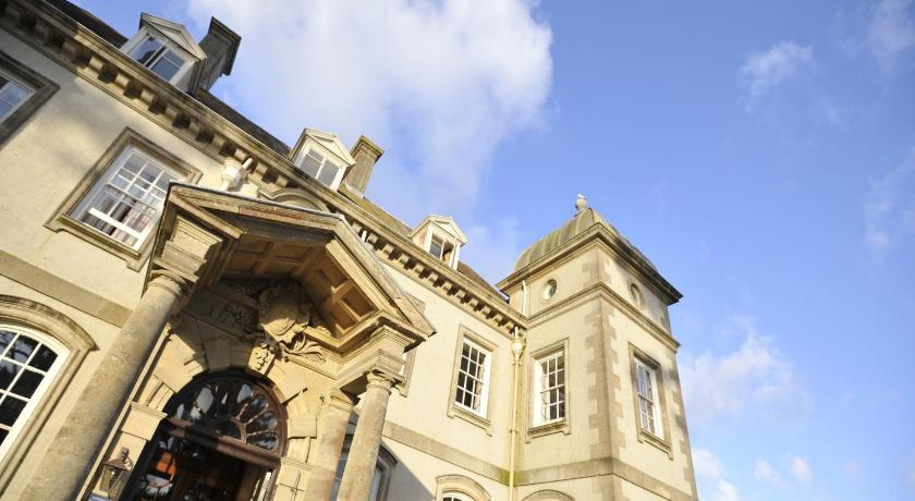 Double Room Fowey Hall - A Luxury Family Hotel