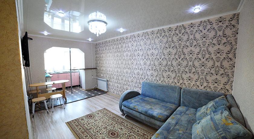 Best time to travel Kokshetau Apartment on Tsentralny 52