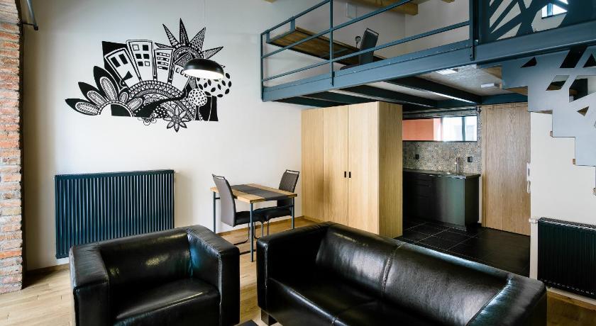 Cyrilska Loft Apartments in Brno - Room Deals, Photos & Reviews