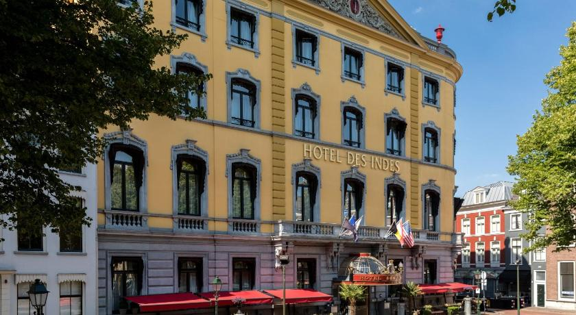 Hotel Des Indes The Hague