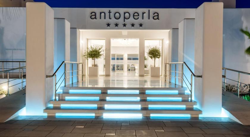 Antoperla Luxury Hotel Spa Perissa Perissa