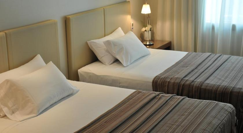 Superior Twin Room Hotel Solans Presidente