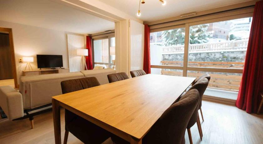 Residence Lesporting Ski – Appartment – АЕ103