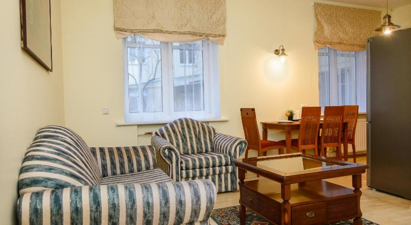 Дивитися всі 24 фотографій Classic apartment in the heart of Old Town