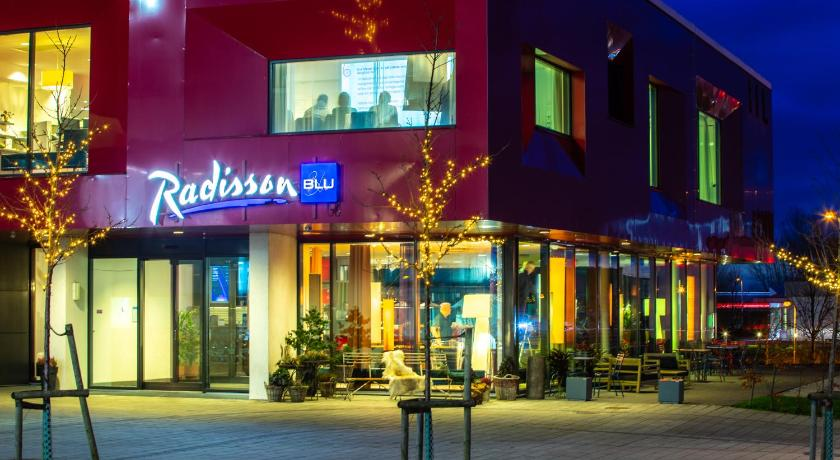 Radisson Blu Hotel Lund Formerly Park Inn By Radisson Lund
