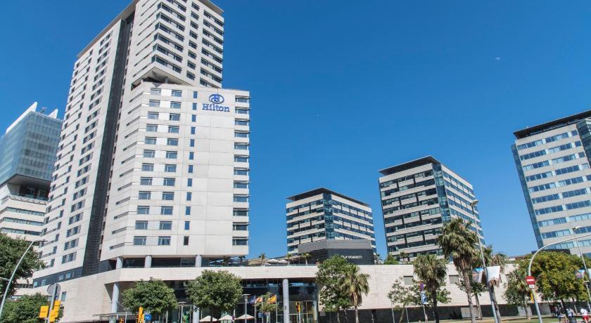 Hilton Diagonal Mar Barcelona - Barcelona