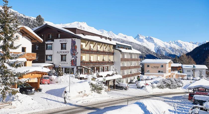 Munteck, App./Pension - St. Anton am Arlberg