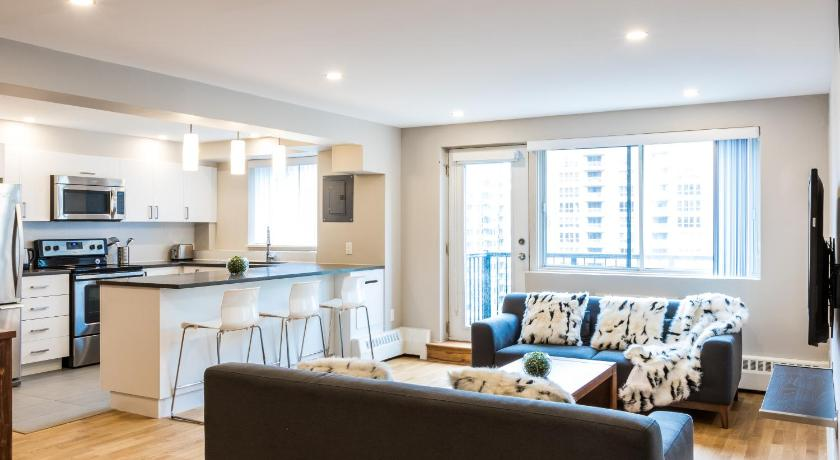 Modern Apartments in the Heart of Downtown by Nuage