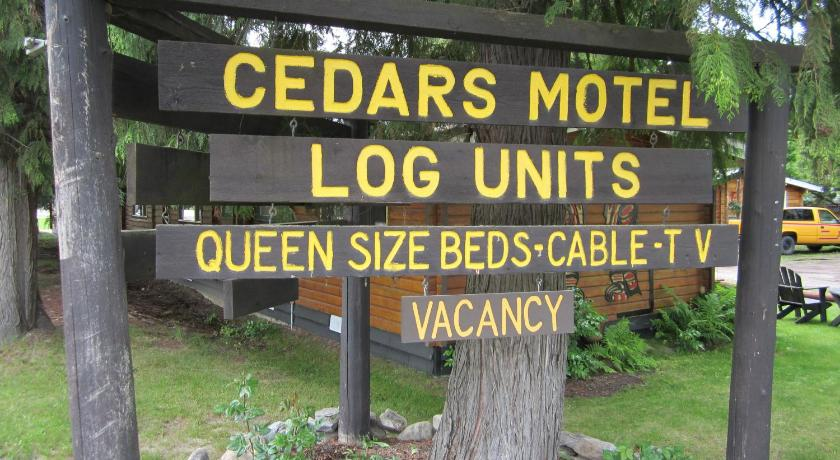 Best time to travel Canada The Cedars Motel