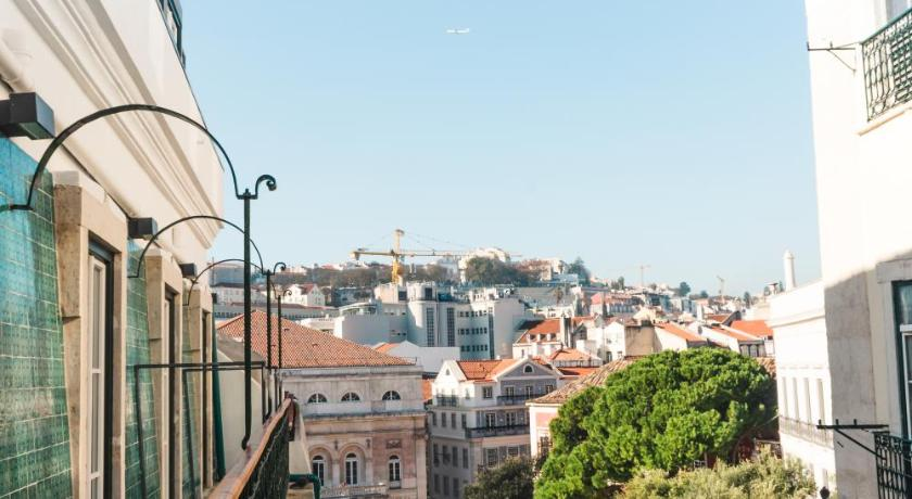 Більше про Rossio Boutique Hotel