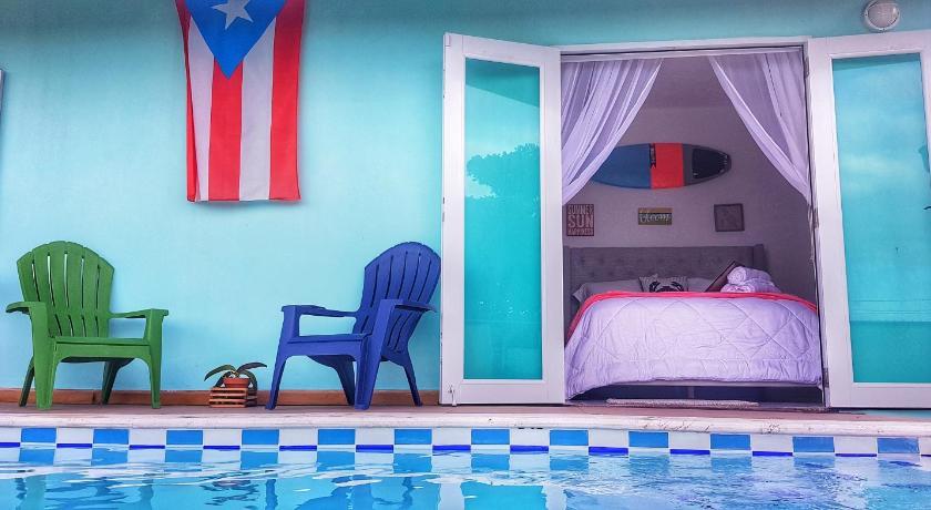 Best time to travel Puerto Rico Villa Cecilia