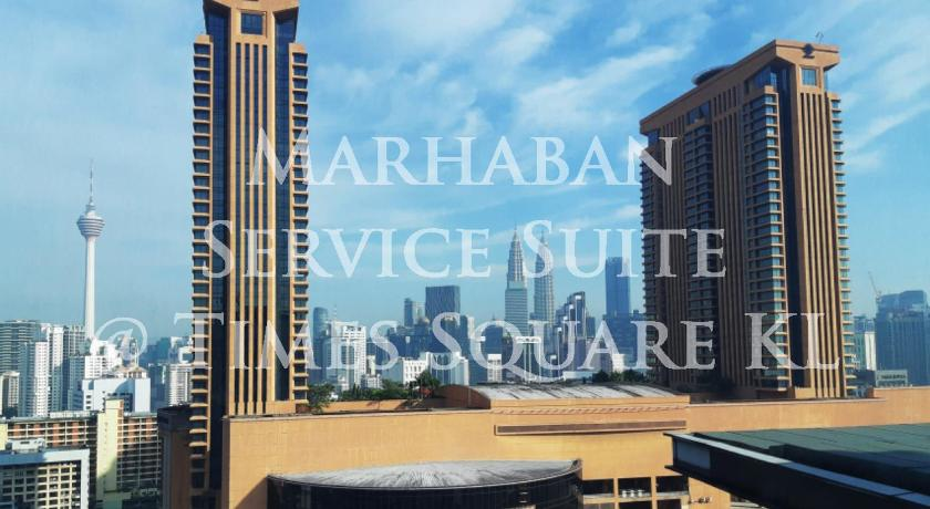 Marhaban Service Suite @ Times Square KL
