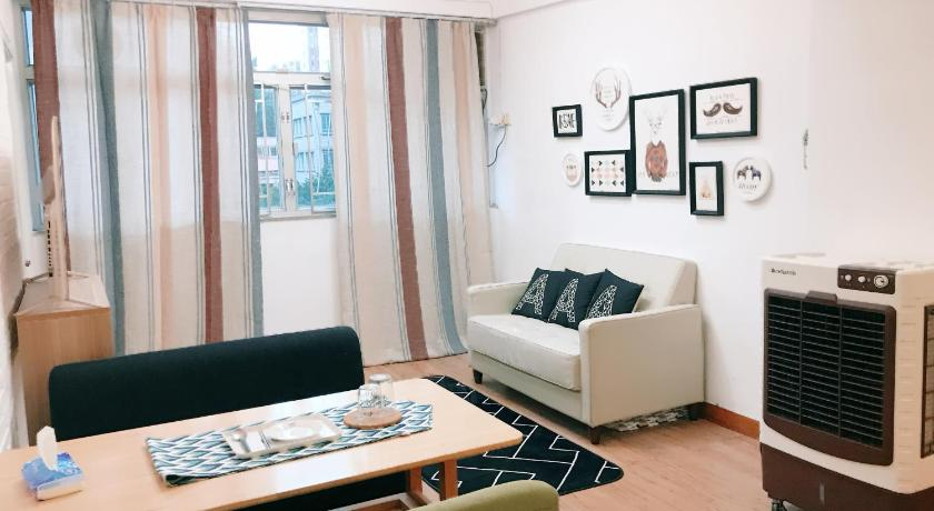 Best time to travel Hong Kong Comfy and Simple Apartment best for Business Trip