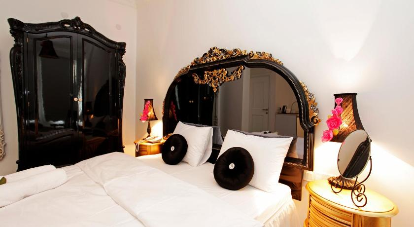 Deluxe Double Room The White Swan Suites Beyoglu