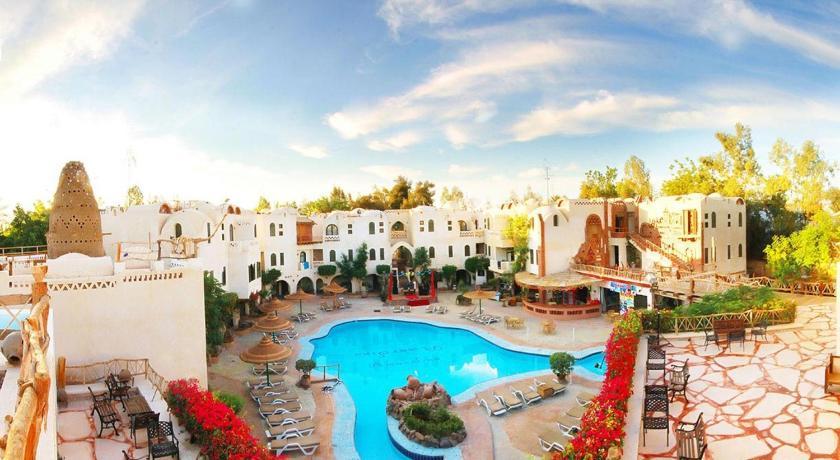 Best time to travel Egypt Amar Sina Village