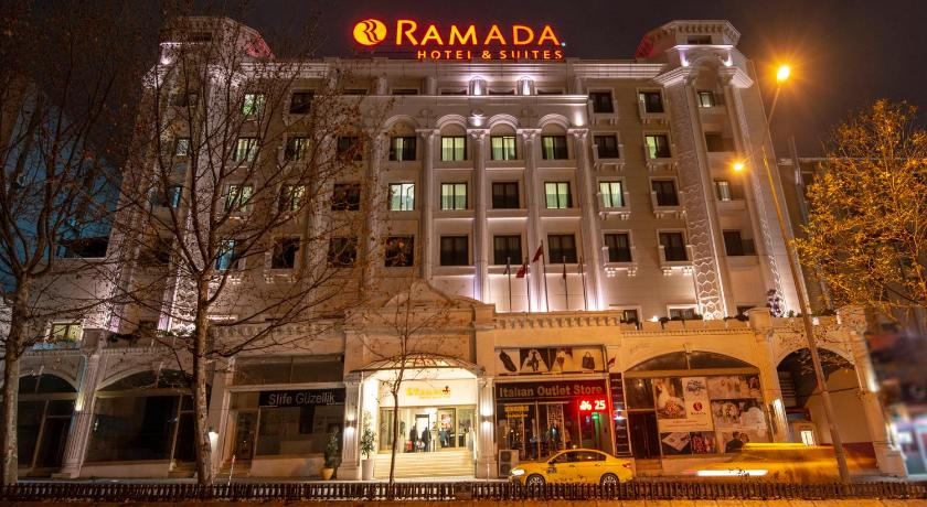 Best time to travel Bahçelievler Ramada Hotel & Suites by Wyndham İstanbul Merter