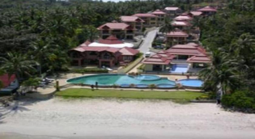 4 Bedroom Villa Beach Front Resort TG39