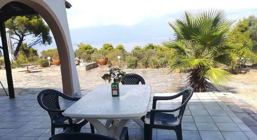 Best time to travel Aegina Villa Kallipos