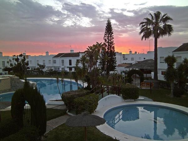 Best time to travel Costa de la Luz Precioso duplex con piscina