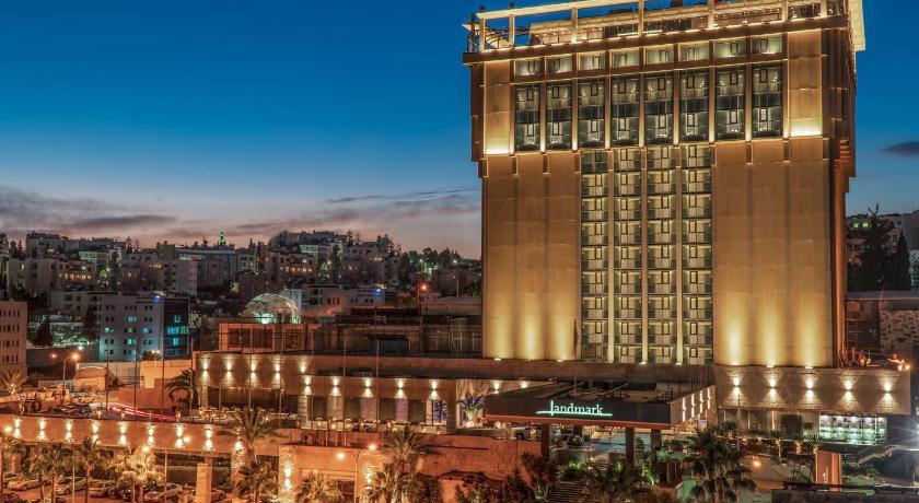 Best time to travel Amman Landmark Amman Hotel & Conference Center
