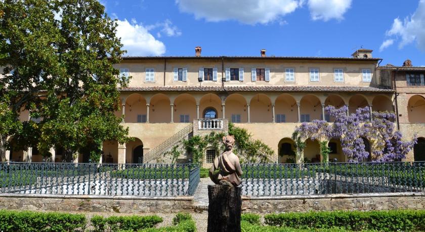 Hotel Certosa di Pontignano Residenza d'Epoca