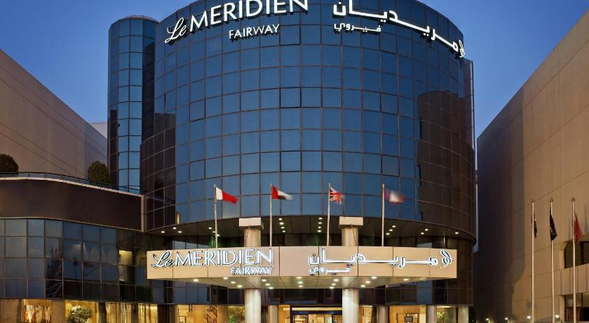 Best time to travel Dubai Le Meridien Fairway