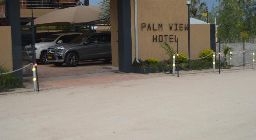 Palm View Hotel