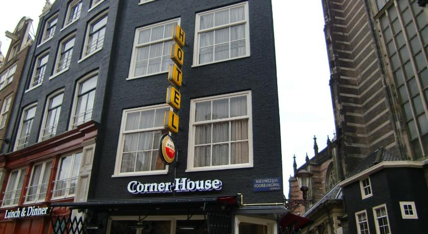 Best time to travel Amsterdam Hotel Corner House