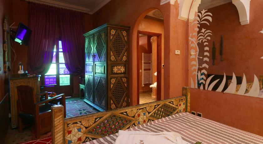 Chambre Double Safar Riad Atlas IV and Spa