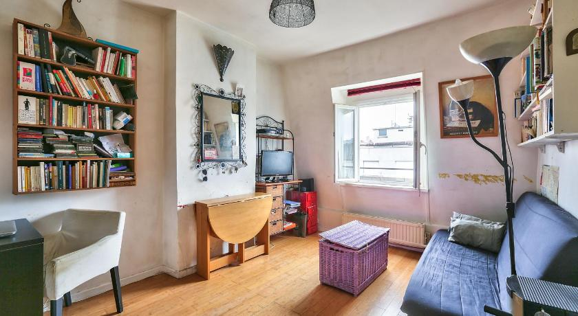 NEW! Nice flat for 3 - Paris 18