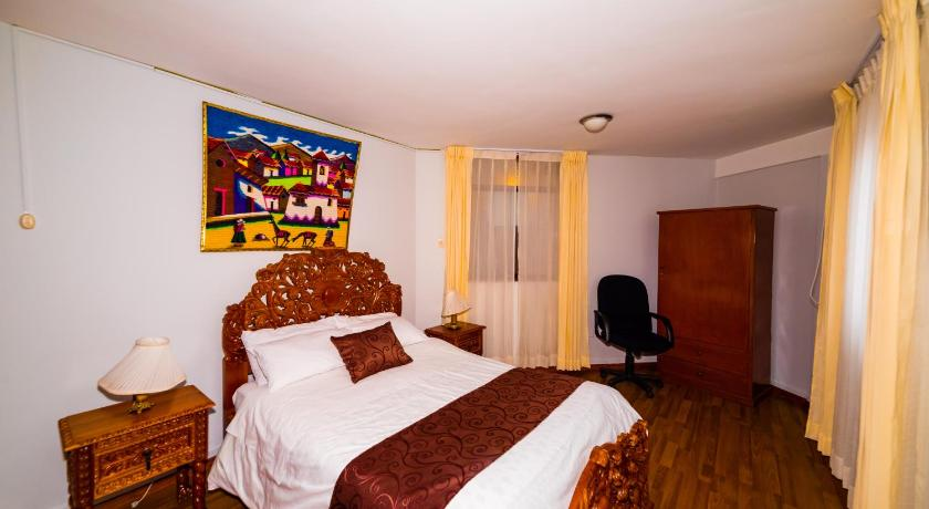 Double Room Hotel Sonnenthal Cusco
