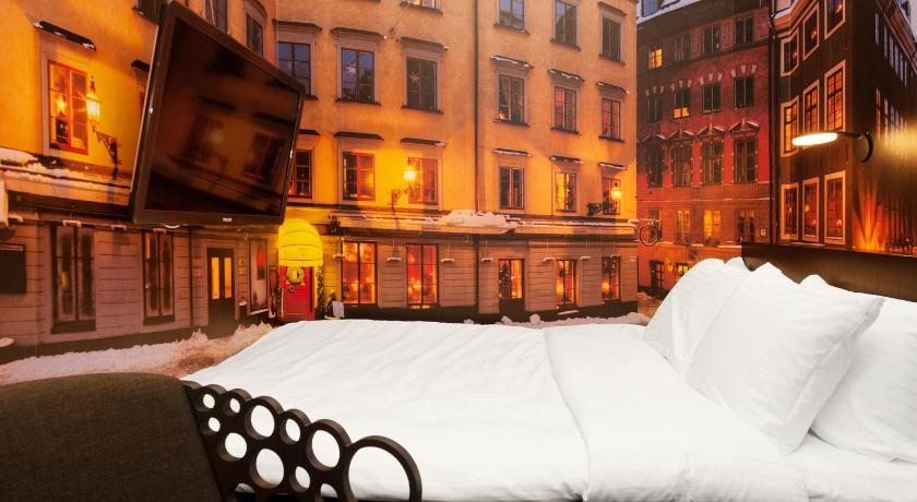 Best time to travel Sweden Hotel C Stockholm