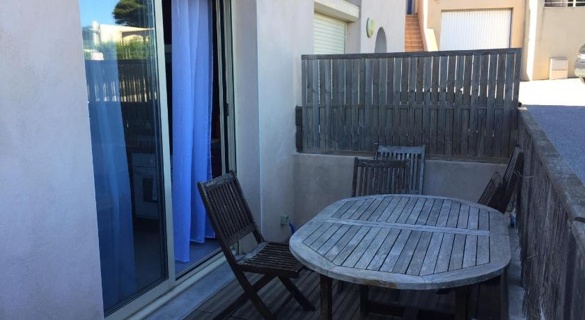One-Bedroom Apartment Appartement LEUCATE VILLAGE