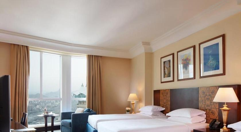 اسعار فندق برج الساعه مكه