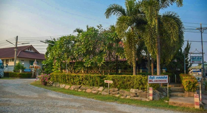 Best time to travel Thailand MG Guesthouse