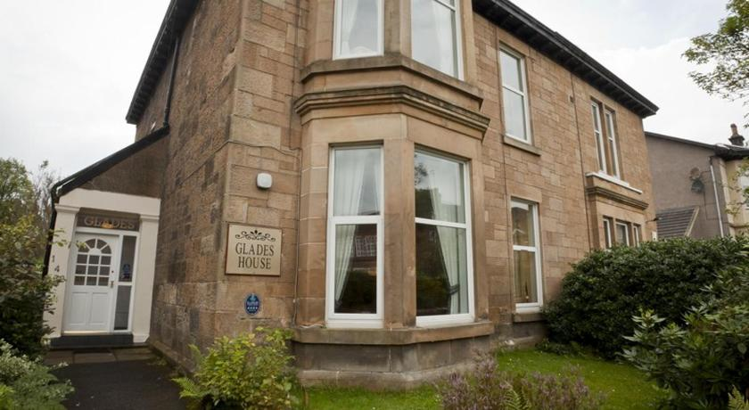 Best time to travel Glasgow Glades House