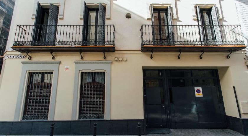 Plaza Del Buen Suceso Wifi Terraza Parking Apartment