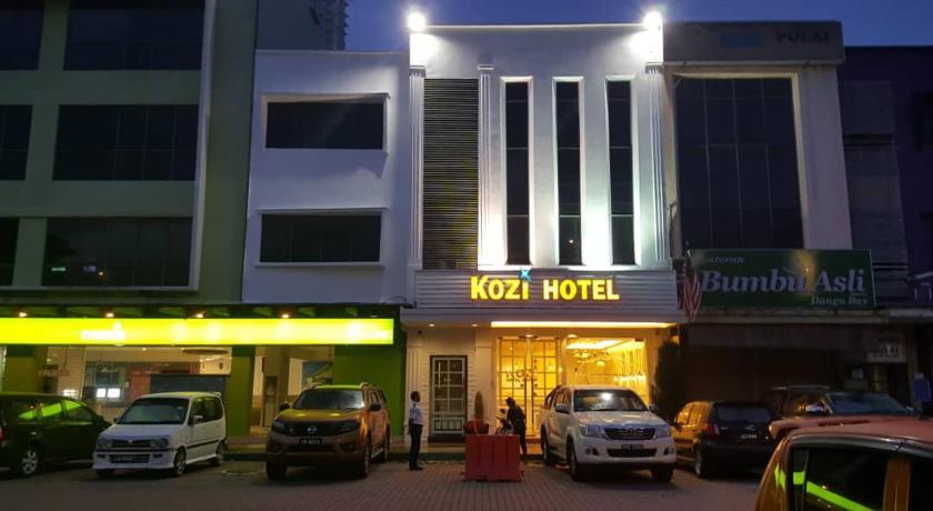 Image result for kozi hotel bukit indah