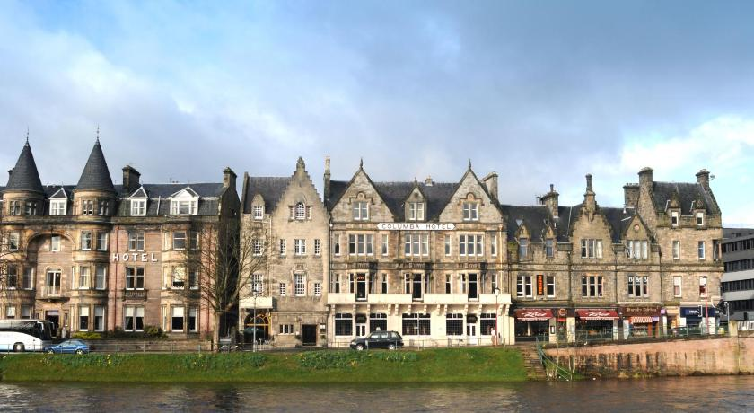 Best time to travel United Kingdom Columba Hotel Inverness by Compass Hospitality