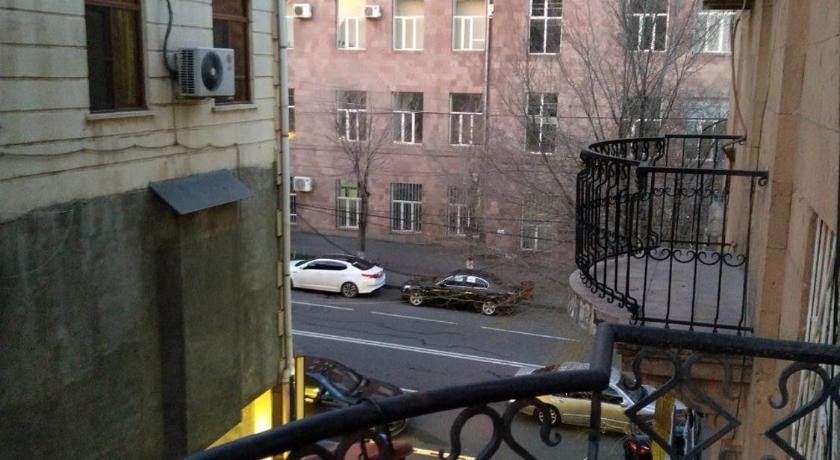 两卧室公寓 31 Tumanyan st, in the center of Yerevan, 2 bedroom apartment