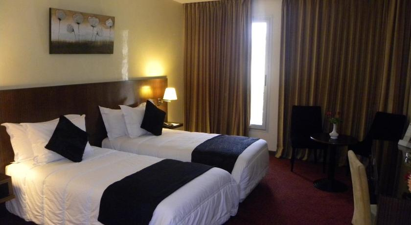 Superior Double Room Rive Hotel