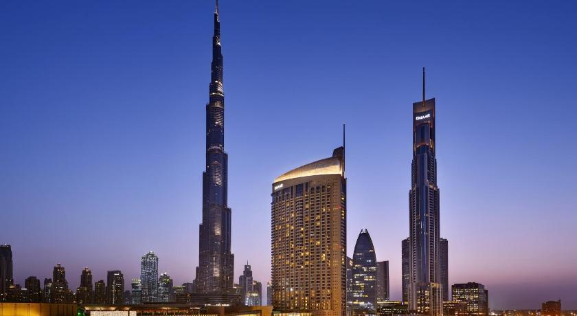 Best time to travel Dubai Address Dubai Mall
