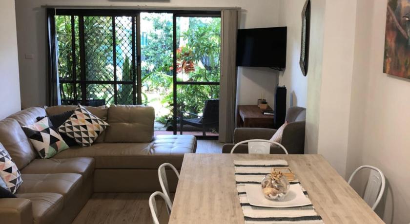Balkon Appartement Port Douglas