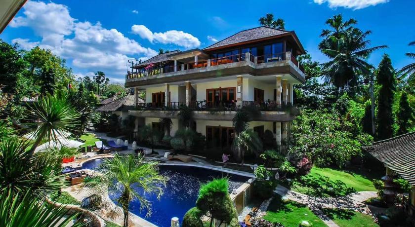 Villa Alba Bali Dive Resort Tulamben Rubaya Karangasem Tulamben