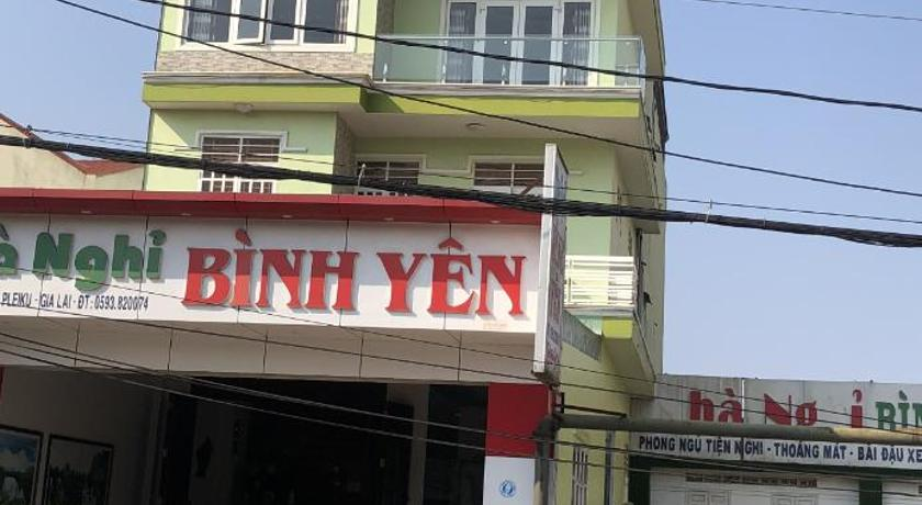 Nha nghi Binh Yen