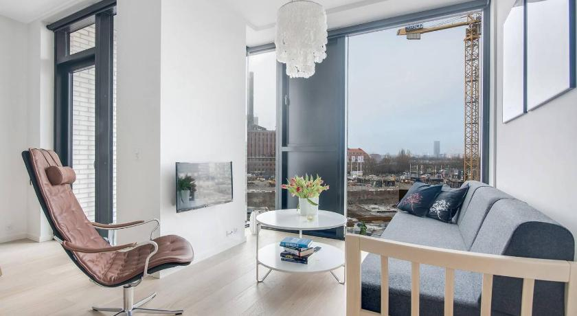 Modern One Bedroom Apartment, Furniture For 1 Bedroom Apartment