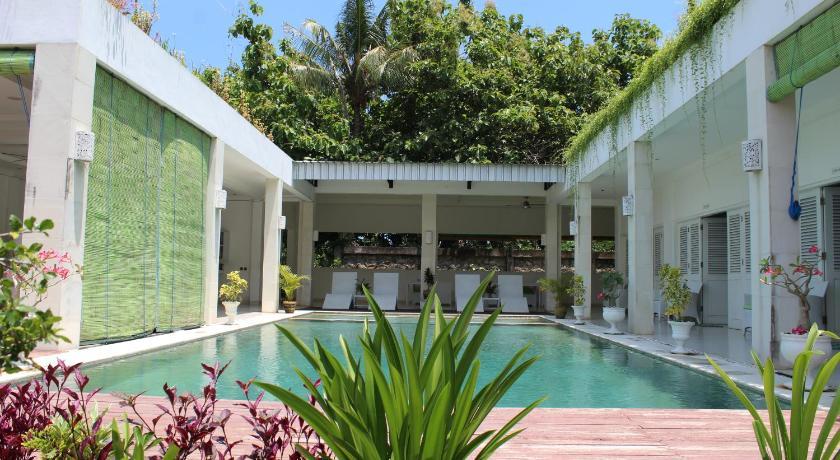 Villa Putih Lovina Guesthouse Bed And Breakfast Bali
