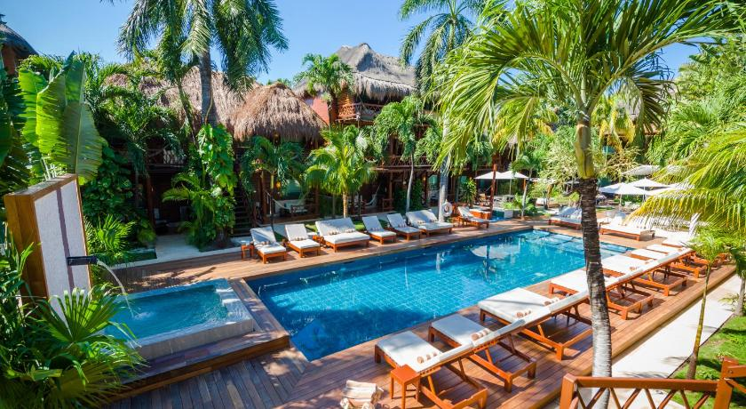 Best time to travel Mexico Magic Blue Spa Boutique Hotel Adults Only